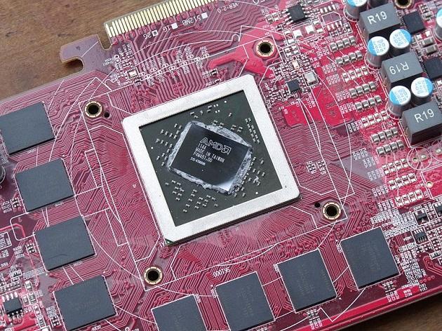 GPUs AMD Radeon