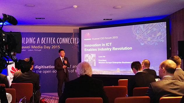 Huawei Network Congress Europe 2015