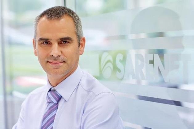 Jon Arberas, nuevo director general de Sarenet