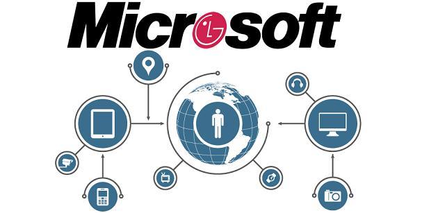 Microsoft LG IoT
