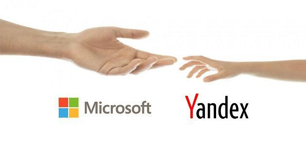 Microsoft se alía con Yandex