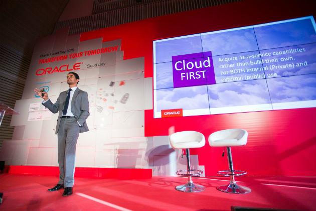 Oracle Cloud Day: La nube al servicio de la transformación digital de las empresas