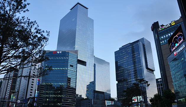 Oficinas-Samsung