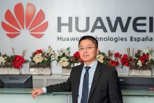 Tony Jin Yong, nuevo CEO de Huawei en España