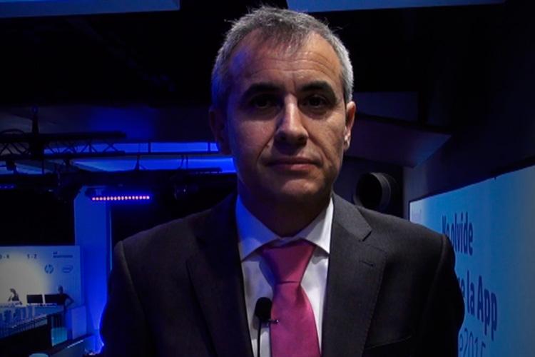 Agustín Gallego de Intel habla sobre Infraestructura Definida por Software