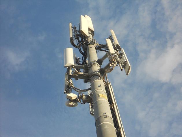 Antena telefonia 5G