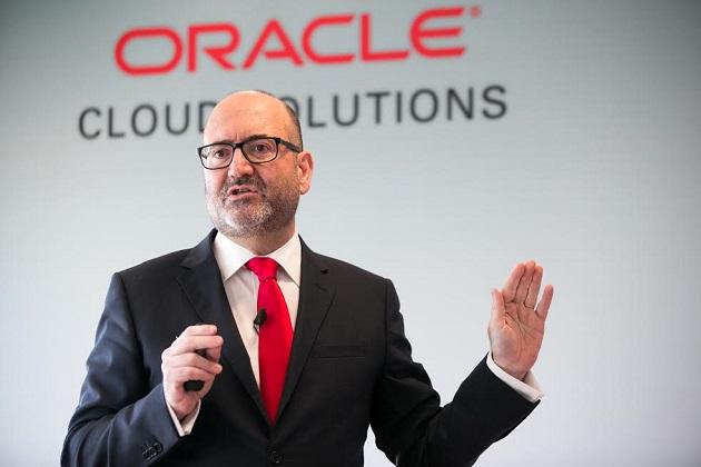 """Félix del Barrio, de Oracle: """"Ningún otro proveedor del mercado ofrece soluciones en todas las capas"""""""