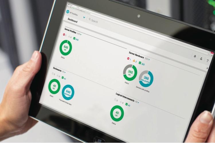 Simplifica la gestión de tu TI con HP OneView