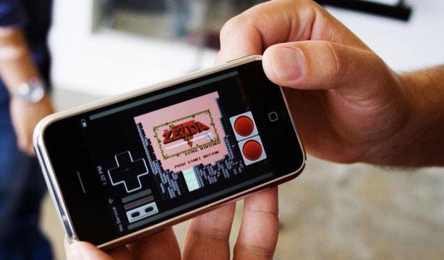 iPhone juego Zelda