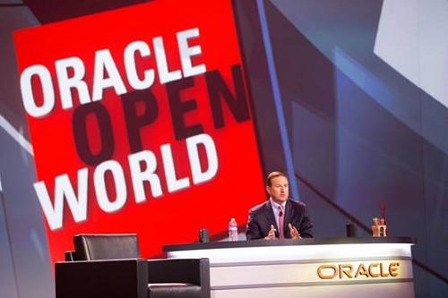 Mark Hurd analiza el mercado en el Oracle OpenWorld 2015