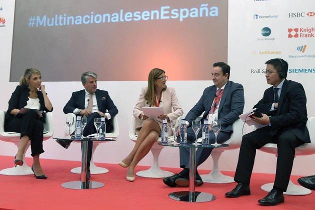 El CEO de Huawei España explica la contribución de su empresa a nuestro país