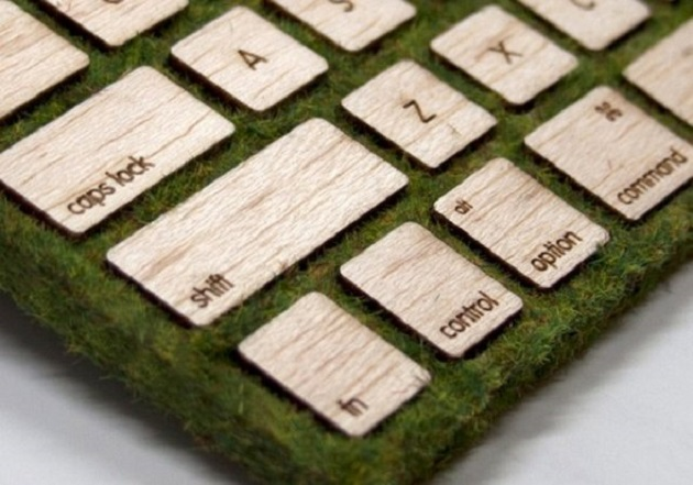 teclado natural