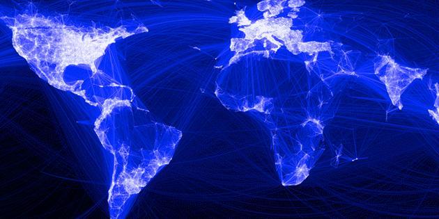 tráfico IP global se triplicará entre 2014 y 2019