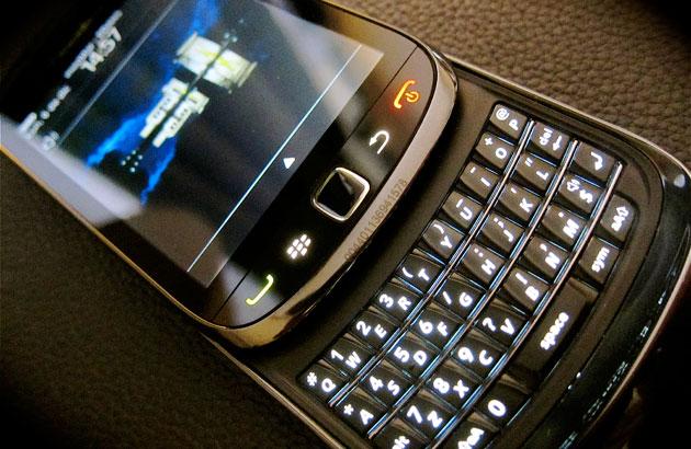 BlackBerr Torch 9800 T-Mobile