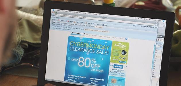 Cyber Monday dispara ventas