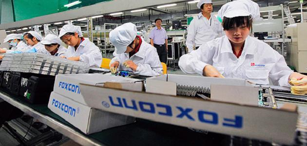 Foxconn dispara beneficios gracias a iPhone