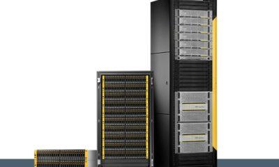HPE acelera la transición a almacenamiento all-flash en los centros de datos