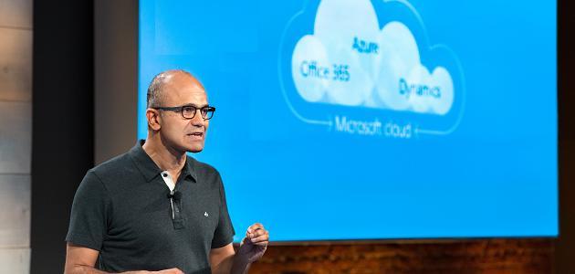 Microsoft redefine sector cloud
