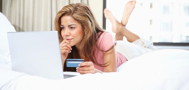 Mujeres lideran compras online