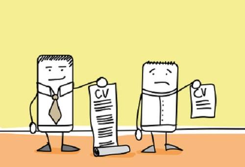 Curriculum vitae - CV et compétences différentes