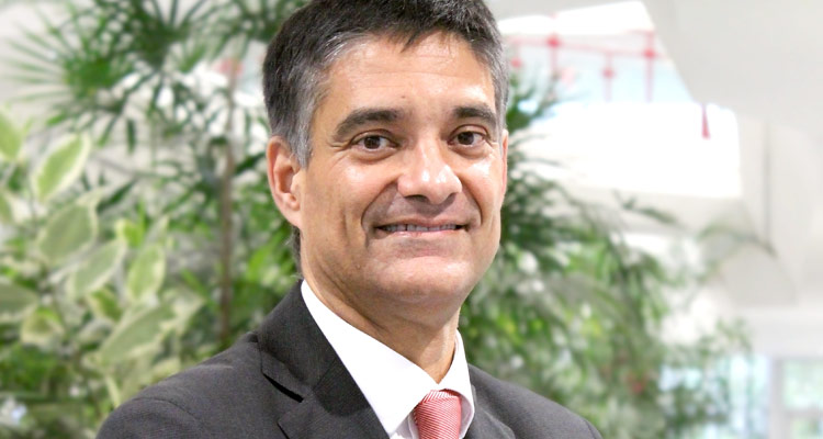 José María de la Torre, de Hewlett Packard Enterprise