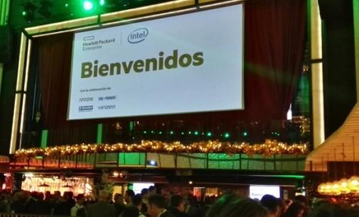 Hewlett Packard Enterprise celebra a lo grande su nueva trayectoria