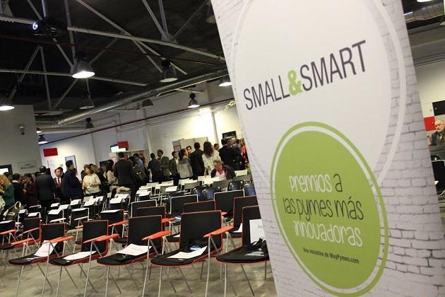MuyPymes premia a las empresas más innovadoras en Small&Smart 2015