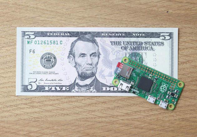 Raspberri Pi Zero: un ordenador por 5 dólares