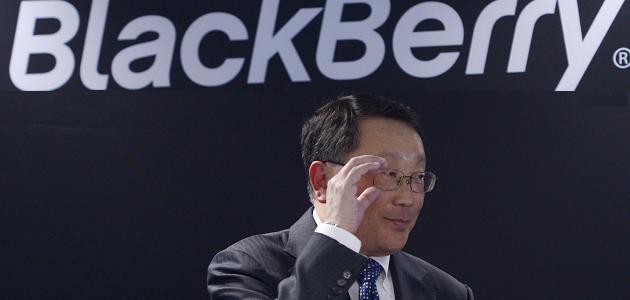 BlackBerry pierde menos de lo esperado
