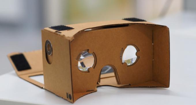 Google,  Cardboard y el futuro de la realidad virtual