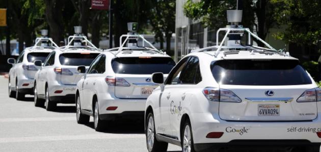 Google empresa vehículo