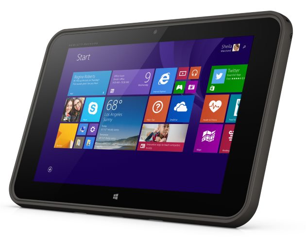 HP Pro Tablet 10 EE, análisis