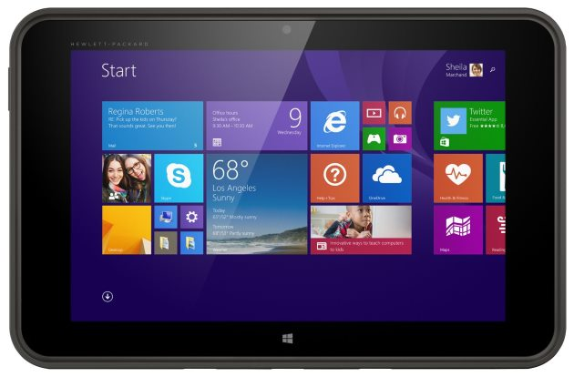HP Pro Tablet 10 EE-2