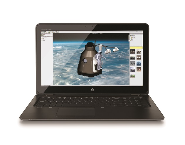 HP ZBook 15u Touch G3 Mobile Workstation