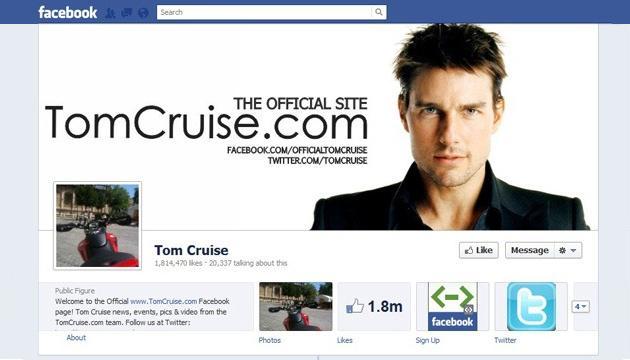 Los famosos rentabilizan redes sociales 3