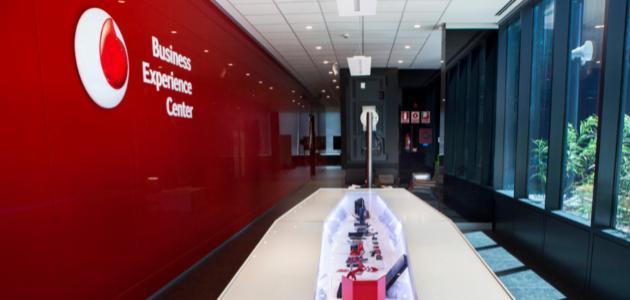 Vodafone centro negocios empresas