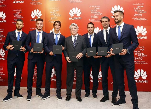 La unidad de Negocio de Consumo de Huawei celebra su décimo aniversario en España