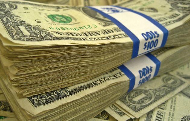 Dinero por cifrado