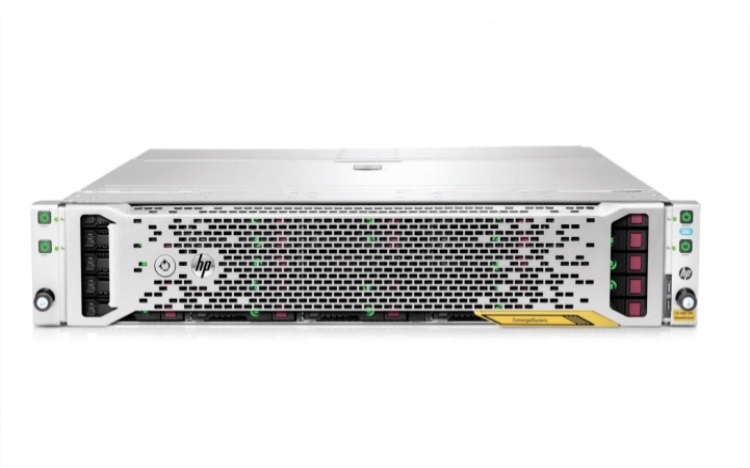HPE Hyper Converged 250 for Microsoft CPS, hiperconvergencia para nube híbrida