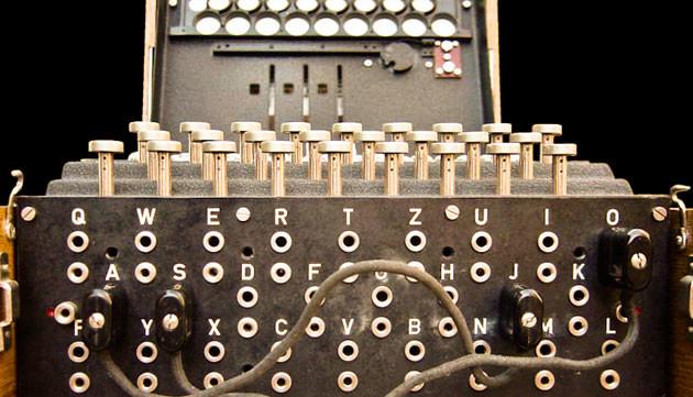 Maquina de cifrado Enigma