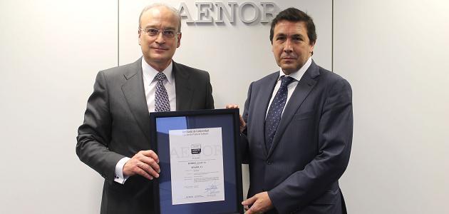 Bitware obtiene el certificado AENOR