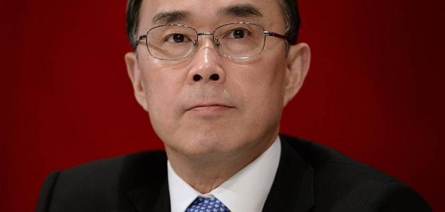 CEO China Telecom corrupción