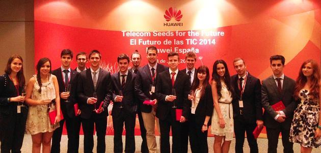 Huawei Era LTE curso postgrado
