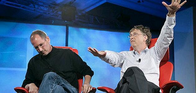 Jobs y Gates protagonizarán un musical