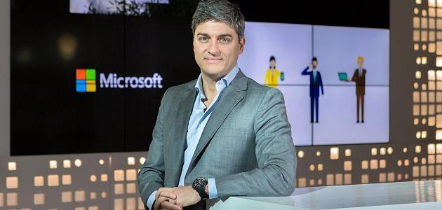 Tiago Monteiro director división Servicios Microsoft Ibérica