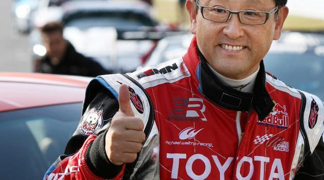 Toyota y el miedo al coche autónomo 1