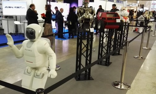 Un paseo por la Global Robot Expo de Madrid