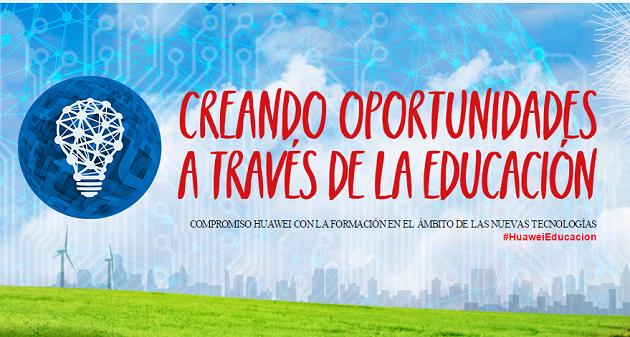 Huawei España y su apuesta por la educación