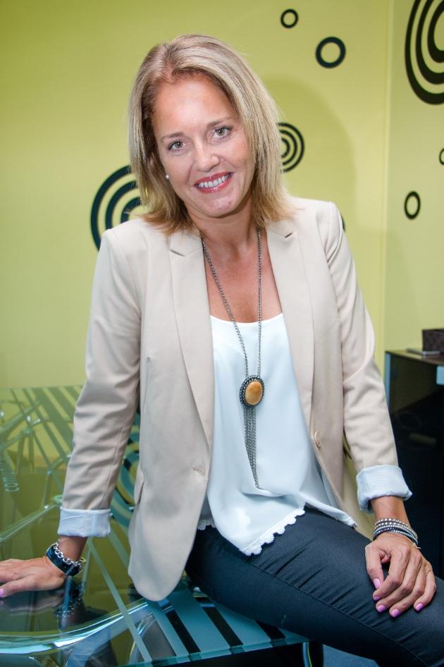 """Julia Castrillo, de Omnitel: """"Somos una empresa de servicios especializada en el sector TIC"""""""