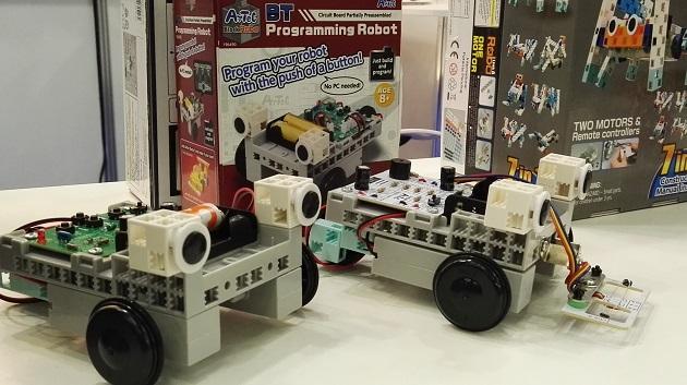 Expo robot